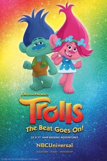 Filmplakat von Trolls - Die Party geht weiter!