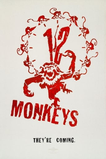 Poster of Twelve Monkeys