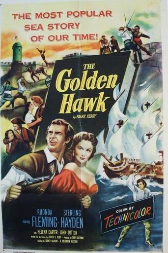 Poster of The Golden Hawk