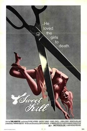 Poster of Sweet Kill