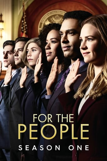 For The People 1ª Temporada - Poster