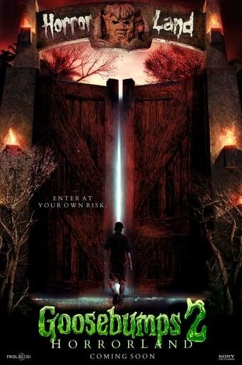 Poster of Goosebumps: Haunted Halloween