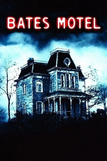 Poster of Bates Motel