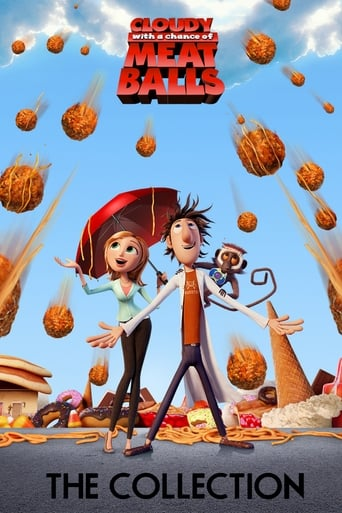 Cloudy with a Chance of Meatballs Collection