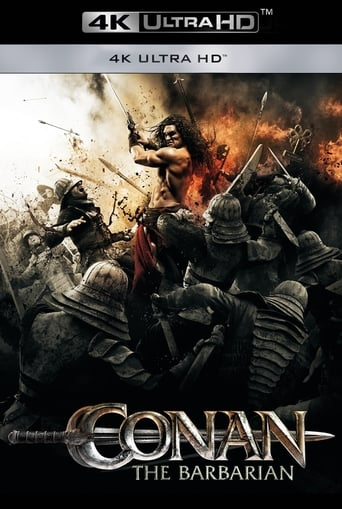 Poster of Conan el bárbaro