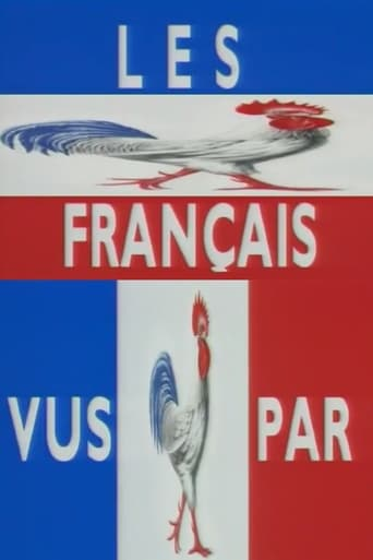Poster of The French as Seen by…