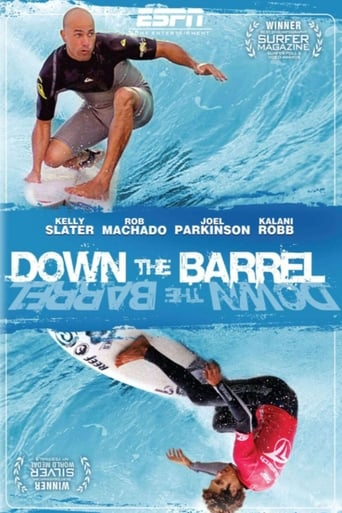 Poster of Down the Barrel