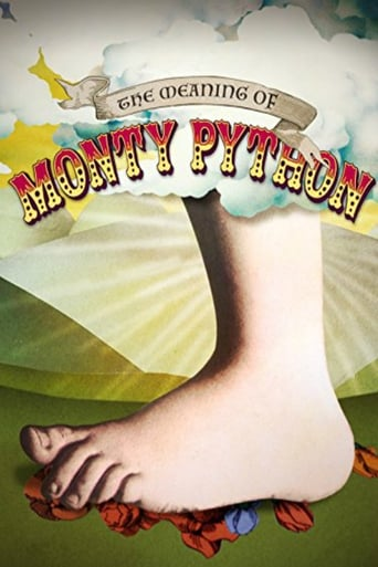 The Meaning of Monty Python poster