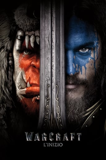 Poster of Warcraft: L'inizio