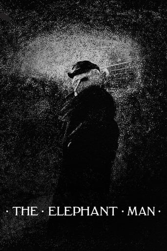 Poster of The Elephant Man