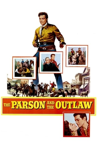 Poster of The Parson and the Outlaw