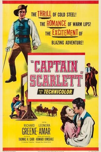Poster of Captain Scarlett