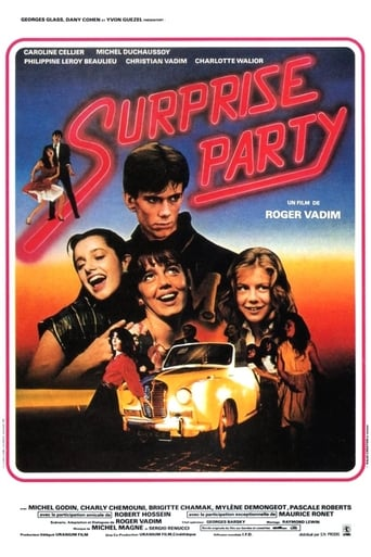 Poster of Surprise Party