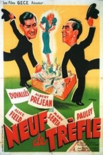 Poster of Neuf de trèfle