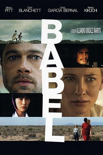 Poster of Babel