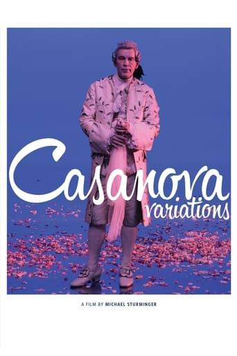 Poster of Casanova Variations