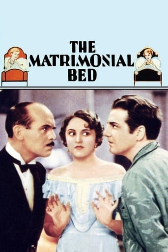 Poster of The Matrimonial Bed