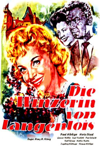 Poster of Die Winzerin von Langenlois