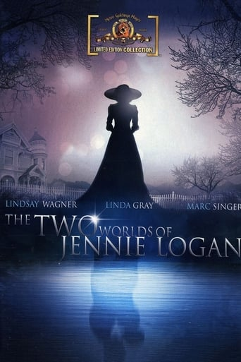 Poster of The Two Worlds of Jennie Logan