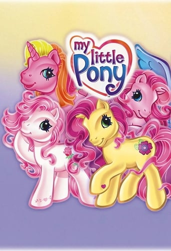 Poster of My Little Pony 'n Friends