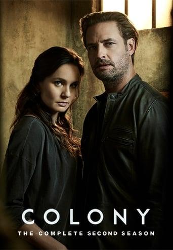 Kolonija / Colony (2017) 2 Sezonas