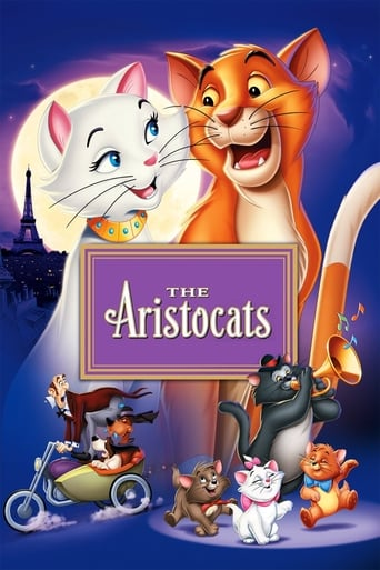 Poster of The Aristocats