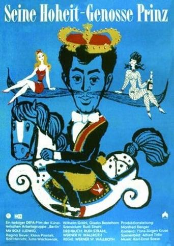 Poster of Seine Hoheit – Genosse Prinz