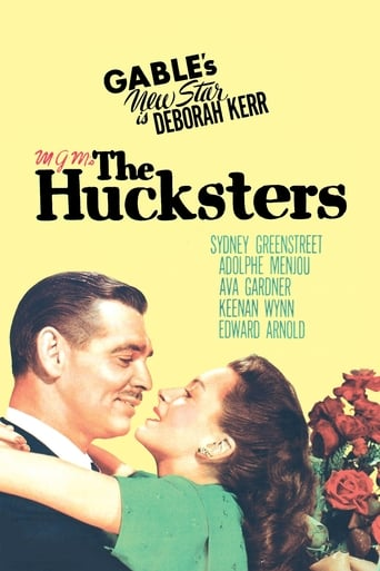 Poster of The Hucksters