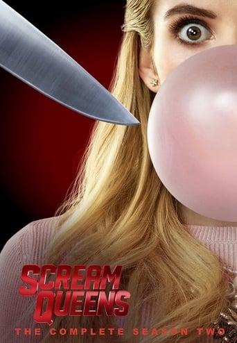 Siaubo karalienės / Scream Queens (2016) 2 Sezonas žiūrėti online