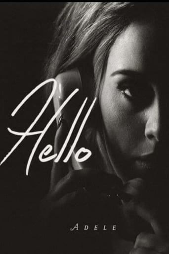 Poster of Adele: Hello