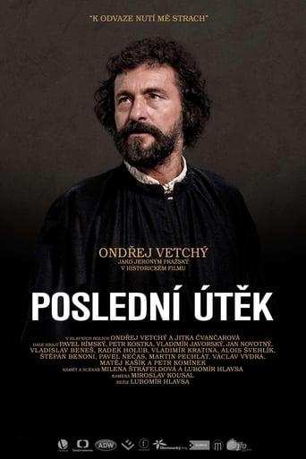 Poster of Poslední útěk Jeronýma Pražského