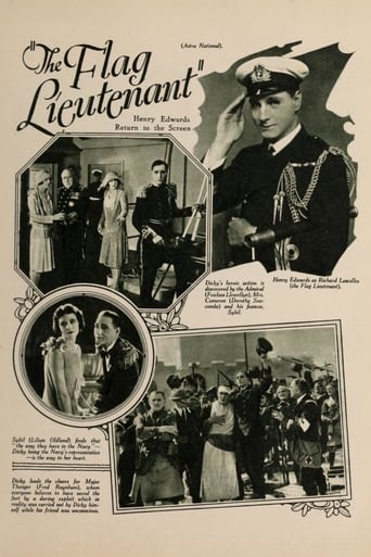 Poster of The Flag Lieutenant
