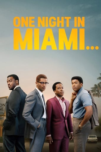 Poster of One Night in Miami...