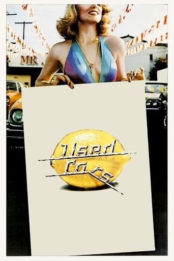 Poster of Used Cars