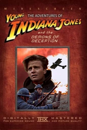 Poster of The Adventures of Young Indiana Jones: Demons of Deception