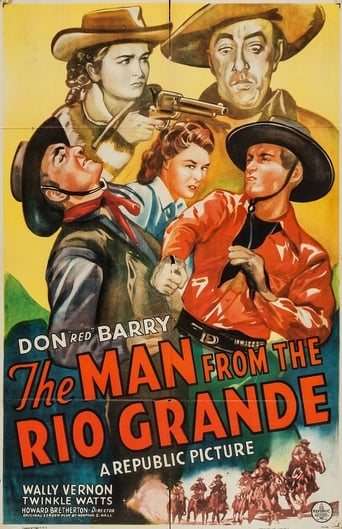 Poster of The Man from the Rio Grande