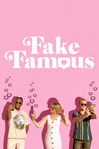 Poster of Fake Famous