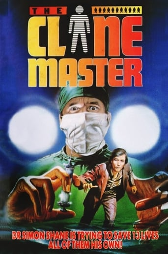 Poster of The Clone Master