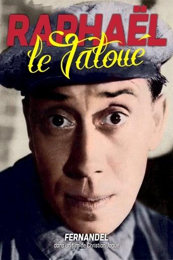 Poster of Raphaël le tatoué