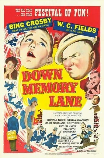 Poster of Down Memory Lane
