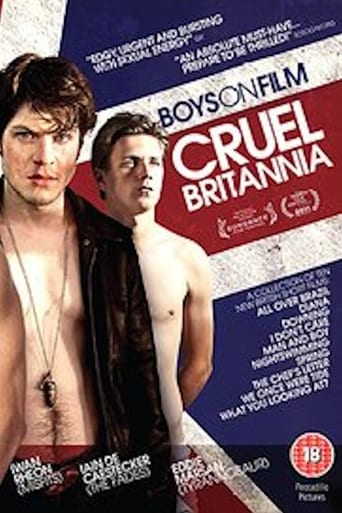 Poster of Boys on Film 8: Cruel Britannia