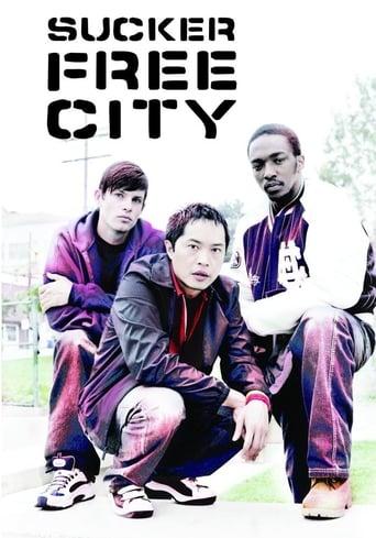 Poster of Sucker Free City
