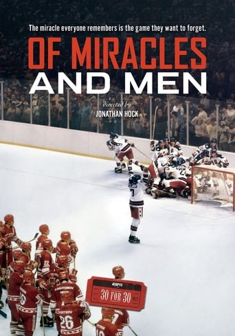 Poster of Of Miracles and Men