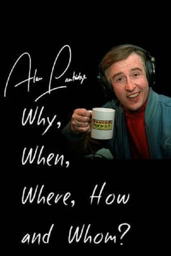 Alan Partridge: Why, When, Where, How And Whom? poster