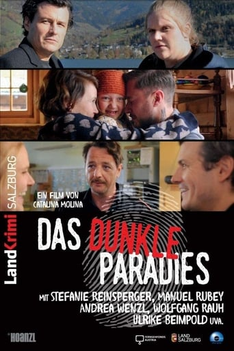 Poster of Das dunkle Paradies