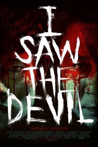 Poster of I Saw the Devil