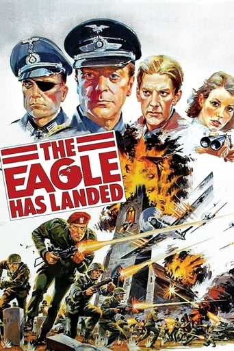 Poster of عقاب فرود آمده است