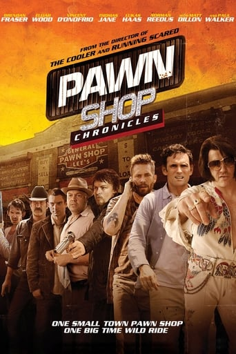 How old was Vincent D'Onofrio in Pawn Shop Chronicles