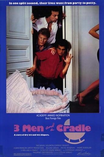 Three Men and a Cradle