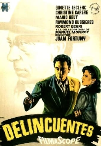 Poster of Delincuentes